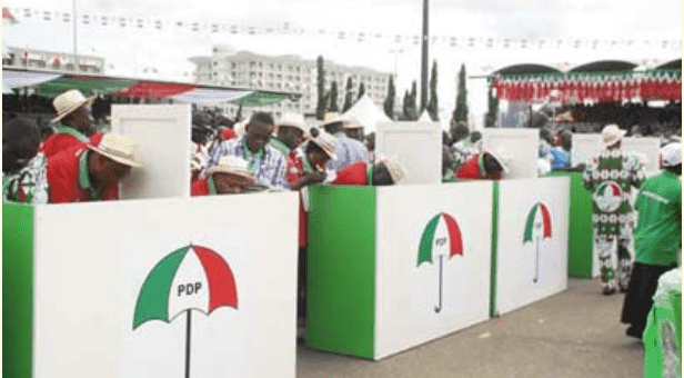 Nigerian govt names PDP leaders that allegedly looted treasury