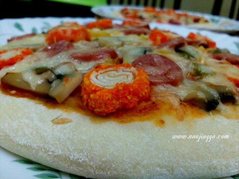 Cara Buat Homemade Pizza
