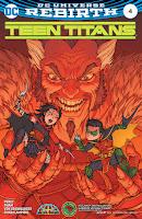 DC Renascimento: Novos Titãs #4
