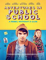 Poster de Aventuras en la escuela pública