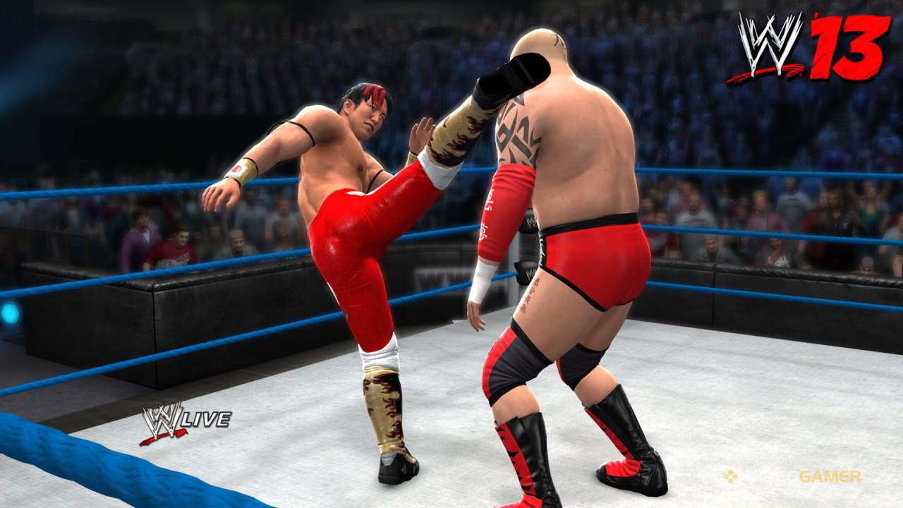 WWE 13 (Video Game ) - IMDb