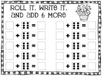 Kearson's Classroom: Let's Make a Snowman!