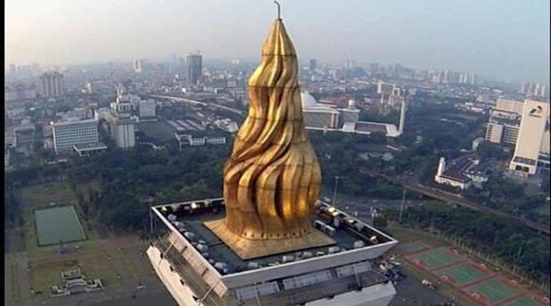 Seputar Dunia Sejarah Didirikannya Tugu Monumen Nasional Monas
