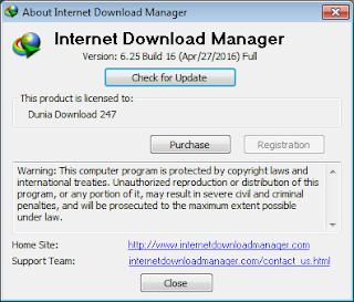 Internet Download Manager 6.25 Build 16 Full Crack