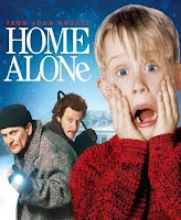 Snap shot from the movie trailer of home alone