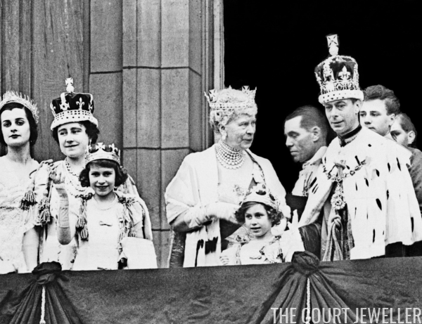 queen elizabeth s coronation jewels 1937 the court jeweller