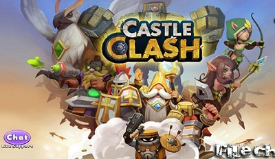 Game Mirip COC (Clash Of Clans)
