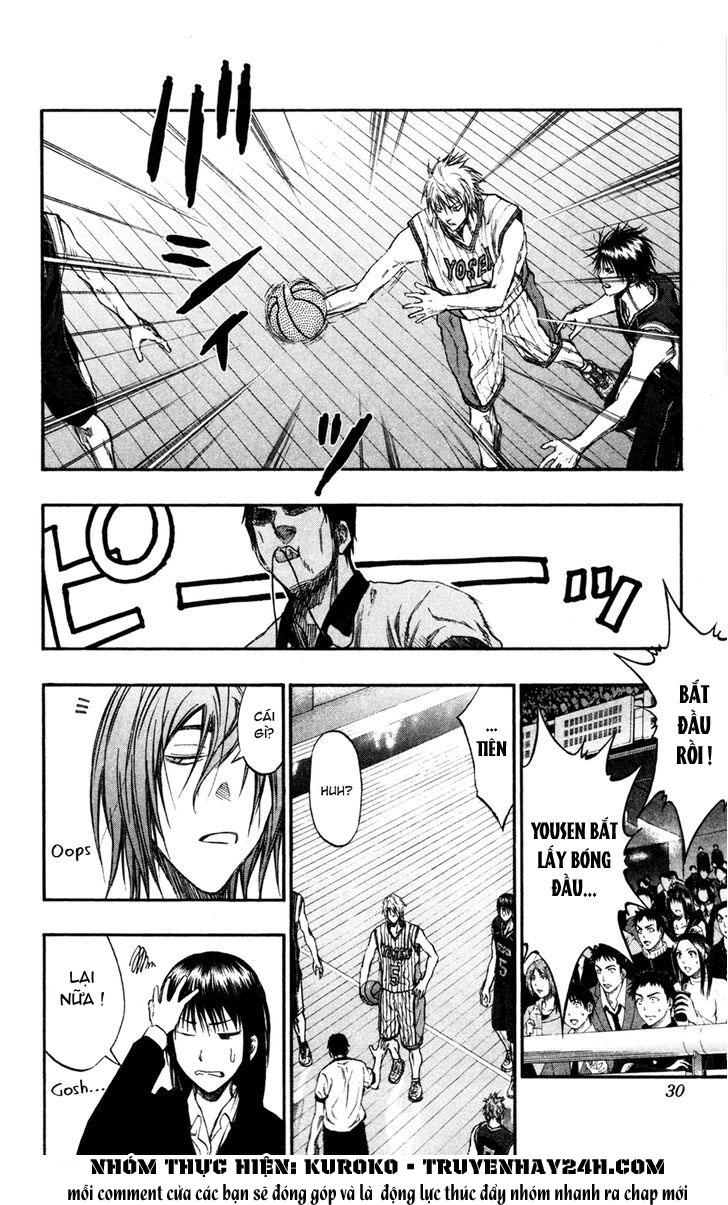 Kuroko No Basket chap 146 trang 4