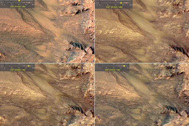 NASA finds liquid water on Mars | Maujwood