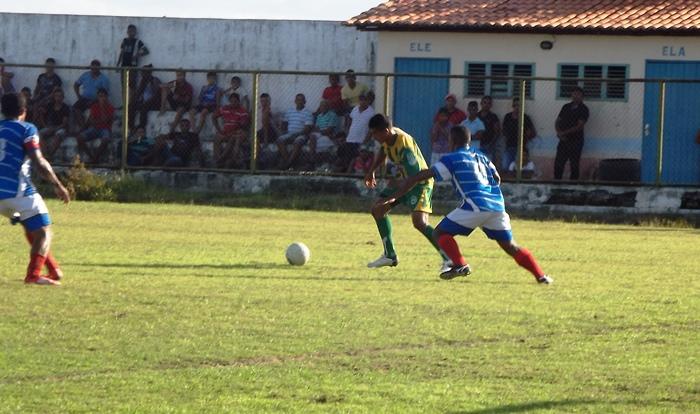 af5d0bd834264 O Copão da Regional de seleções prosseguiu com a realização de jogos pelos  grupos A