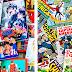 ¿Por qué el manga se publica en blanco y negro y no a color como los cómics?