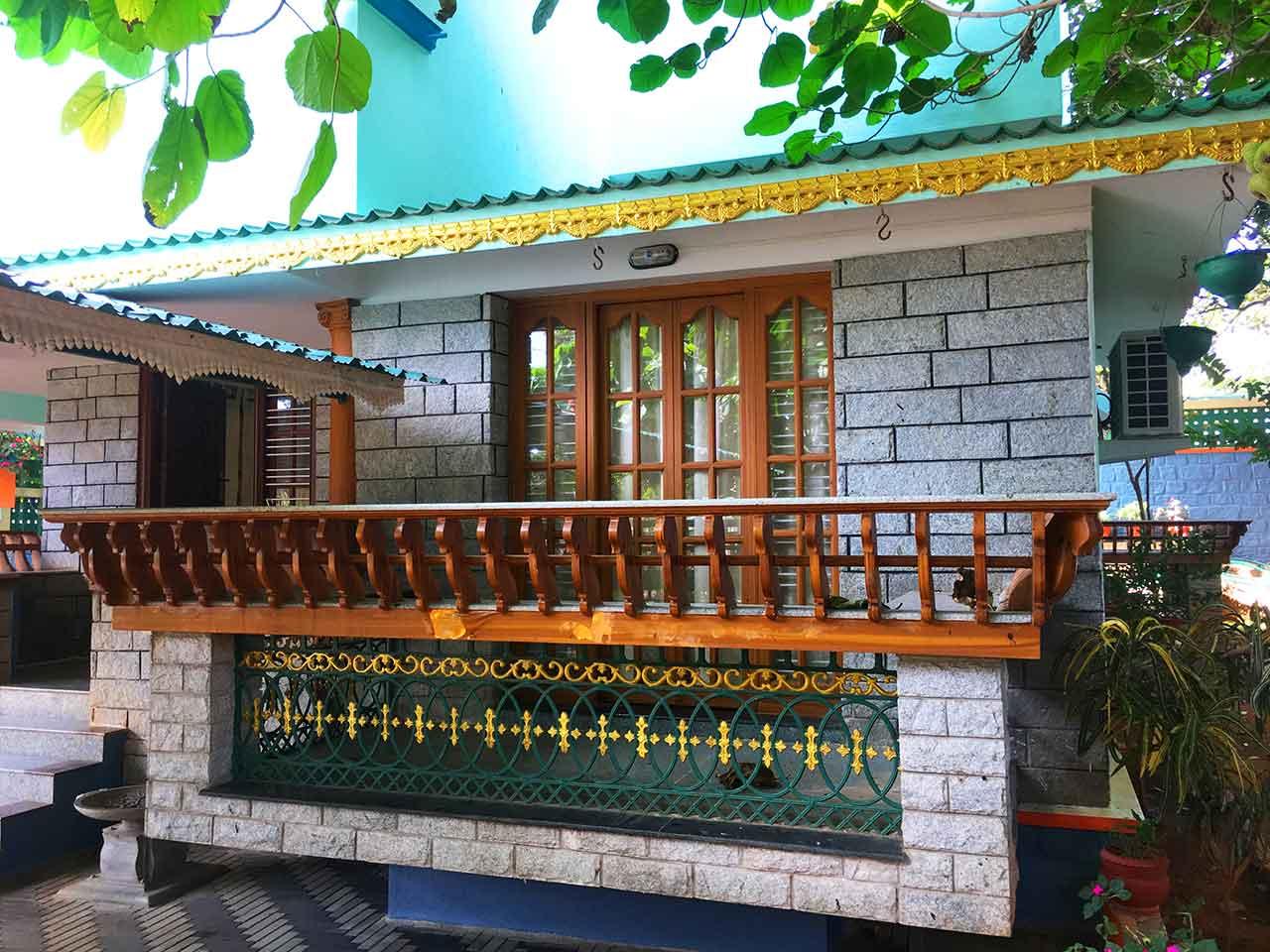 villa for family stays in yelagiri hills