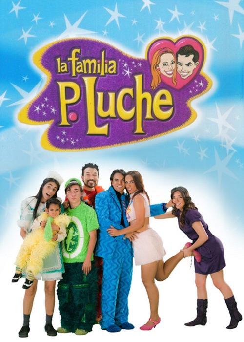 La familia P. Luche Temporada 1 WEBRip Español Latino
