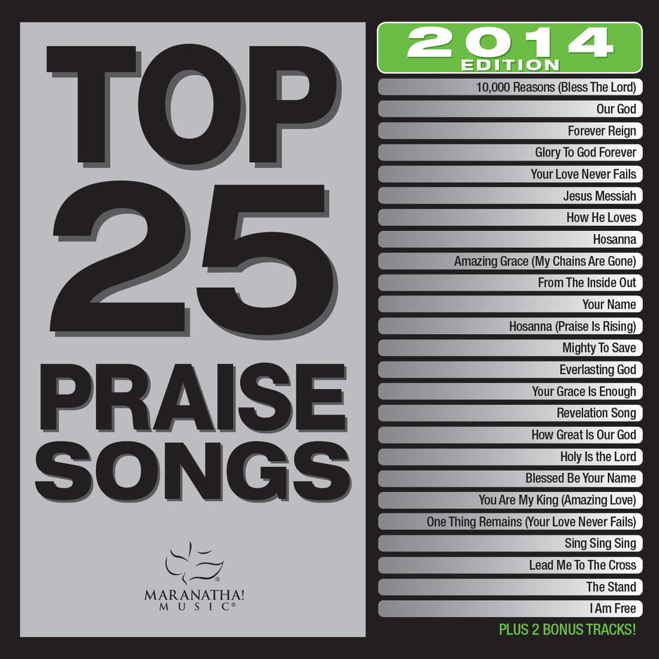 Various Artists - Top 25 Praise Songs (2014 Edition) - 2013 [iTunes