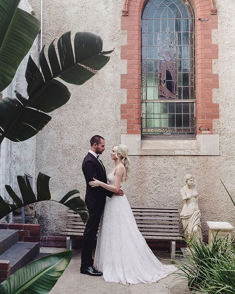 MELBOURNE COURTYARD WEDDING VENUE