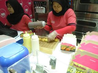 Yuk Cobain Durian Puff Di Taste Better Aeon Mall
