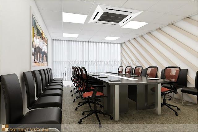 Lợi ích không nhỏ từ việc thiết kế nội thất phòng họp đẹp - H2