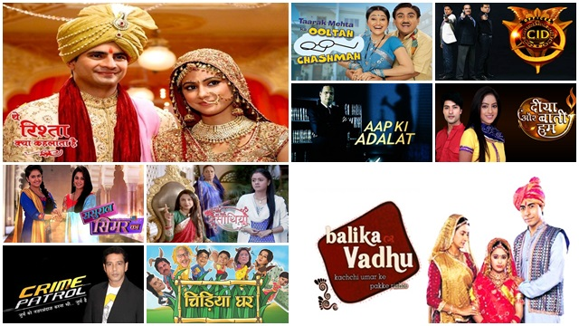 BollyTV Adda: Top 10 Longest Running Current Indian TV Shows