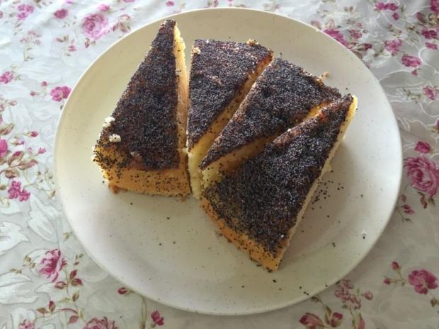 Kek Poppy Seed - Berhati-hati dan kesan jangka panjang