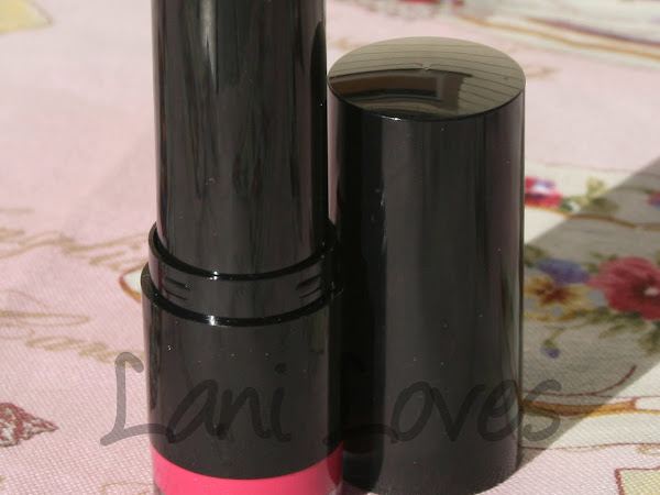 Miki Lipstick - Fuschia Fun & Runaway Red Swatches & Review