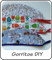Gorritos DIY