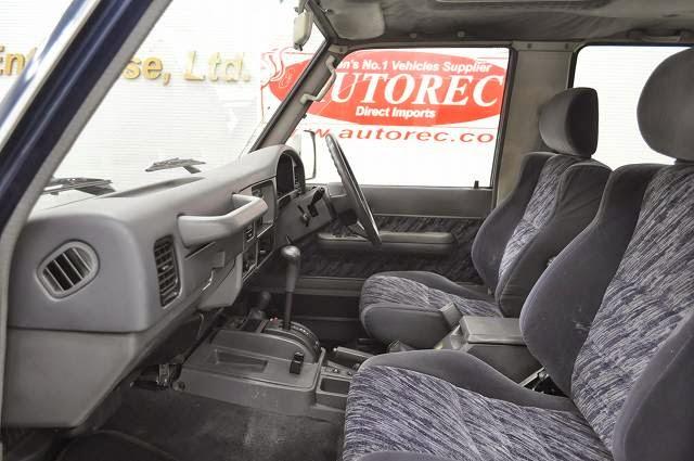 1995 Toyota Landcruiser Prado 3door SX 4WD for Kenya to Mombasa