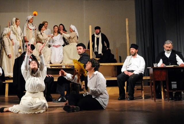 Πρόσκληση στις παραστάσεις της Θεατρικής Ομάδας του Πανεπιστημίου Πειραιώς