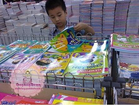 Shopping Buku