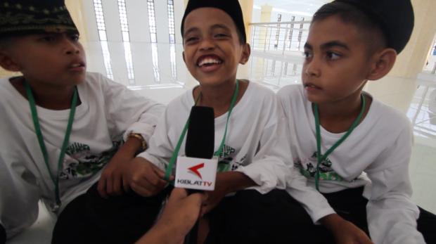 Komentar Bocah Papua: Ahok Telah Hina Islam, Dia Sebut Al-Quran Tipu-tipu