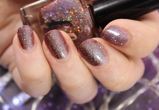 Femme Fatale Cosmetics 13 Hours Nail Polish Swatches & Review