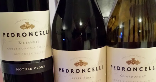 Celebrating 90 Years with Pedroncelli Wines