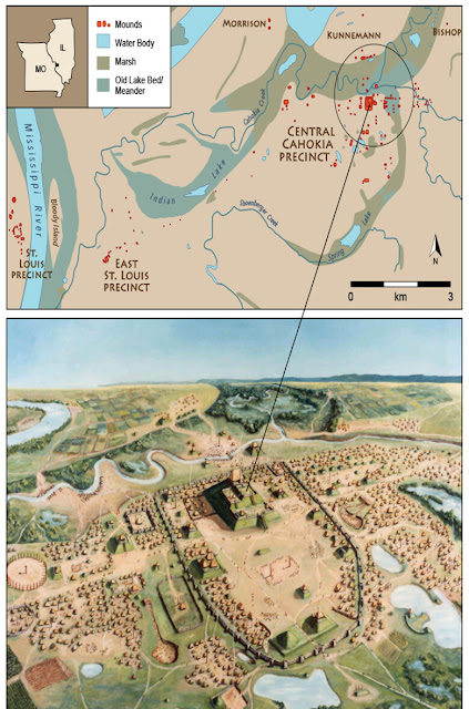 'Revealing Greater Cahokia' details research on ancient North American metropolis