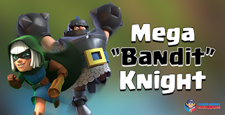 Battle Deck Clash Royale Combo Mega Knight Terbaik