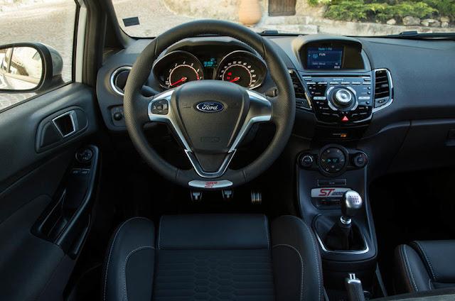 2016 Ford Fiesta ST200