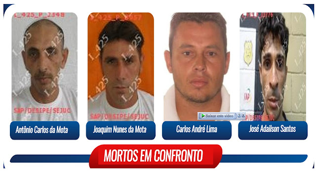 Megaoperação Neve no Sertão II deixa quatro traficantes mortos e 20 presos