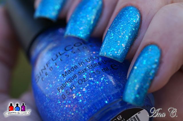 Sinful Colors, Love Nails, Hottie