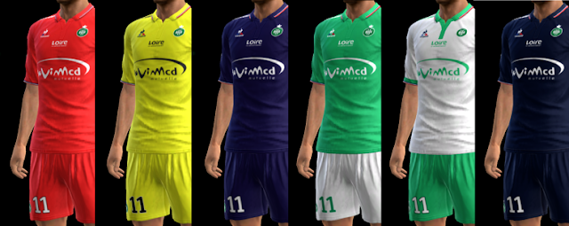 AS Saint Etienne 2016-2017