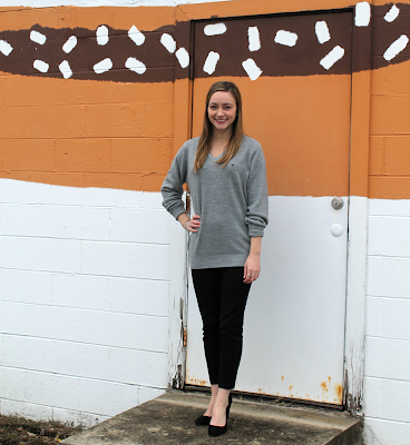 menswear fashion - Dior sweater, pixie pants, black wedges