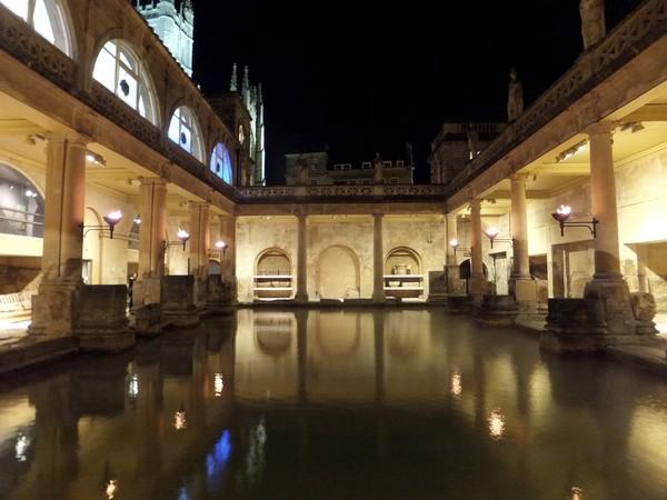 bath bains romain roman baths