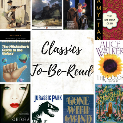 Top Ten Tuesday: Great American Reads That I Haven't Read