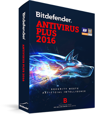 Bitdefender Plus 2016 Free Download