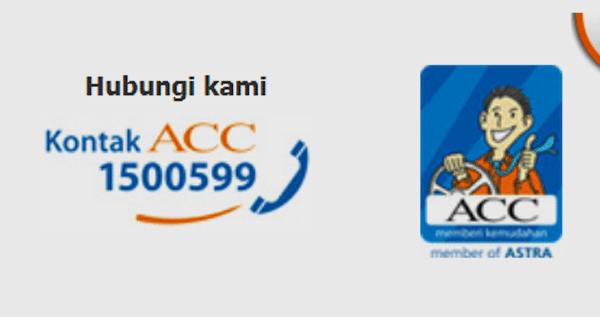 kontak acc leasing kredit mobil untuk cek nomor kontrak acc