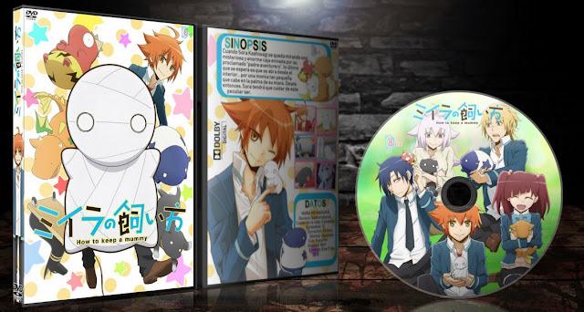 Miira no Kaikata | Cover DVD |