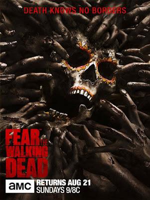 Fear The Walking Dead  Temporada 2  BrRip 720p Dual Latino/Ingles