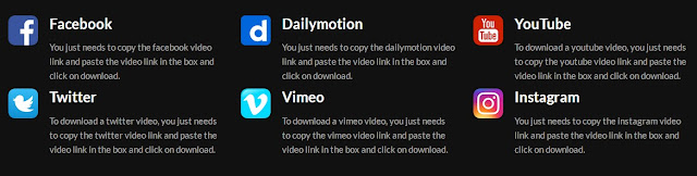 Free Online All Video Downloader Tools