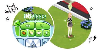 Fique inspirado The Sims Social do Facebook