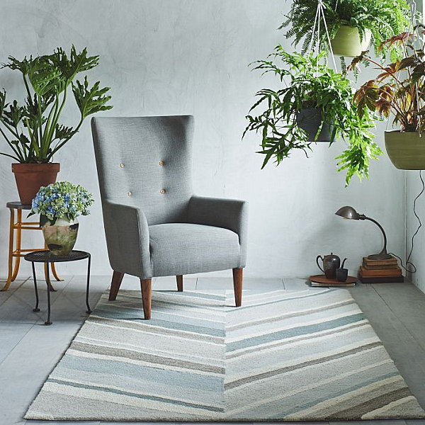 Designed Rugs for a Fashionable Interior 10