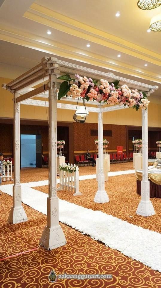 Pernikahan Tradisional Modern Di Gedung Carani Sasana Kriya Tmii