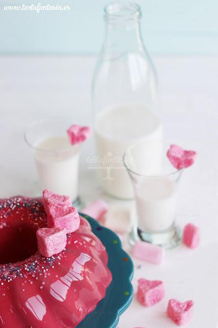 Cobertura Espejo para Tartas y Pasteles