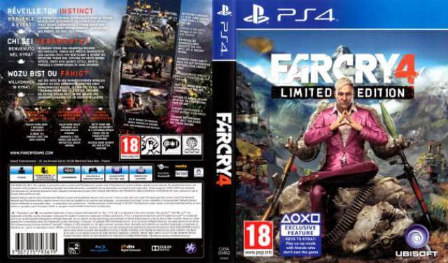 FAR CRY 4 MULTI7 PS4-FREE DOWNLOAD